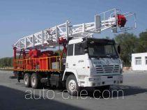 Yuehu HPM5251TXJ70DB well-workover rig truck