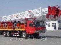 Yuehu HPM5324TXJ90Z well-workover rig truck