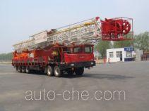 Yuehu HPM5543TXJ135 well-workover rig truck
