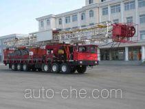 Yuehu HPM5553TXJ160 well-workover rig truck