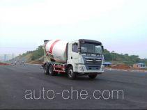 三一牌HQC5250GJB1D型混凝土搅拌运输车