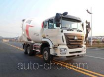 三一牌HQC5250GJB1DZ型混凝土搅拌运输车