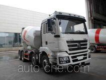 三一牌HQC5316GJB1DS型混凝土搅拌运输车