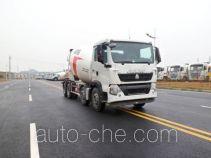 三一牌HQC5316GJB1DZ1型混凝土搅拌运输车