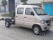 CHTC Chufeng HQG1033EV electric truck chassis