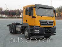 CHTC Chufeng HQG3255GD4J dump truck chassis