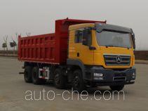 CHTC Chufeng HQG3314GD4HT dump truck