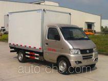 CHTC Chufeng HQG5032XXYEV3 electric cargo van