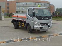 CHTC Chufeng HQG5040GJYB3 fuel tank truck