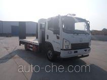 CHTC Chufeng HQG5040TPB5SX flatbed truck
