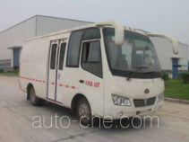 CHTC Chufeng HQG5061XXY3 box van truck
