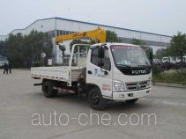 CHTC Chufeng HQG5072JSQ4BJ truck mounted loader crane