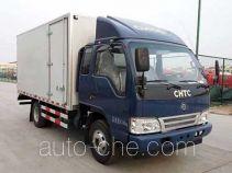 CHTC Chufeng HQG5080XXYGD5 box van truck