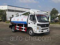 CHTC Chufeng HQG5083GXE4BJ suction truck