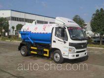 CHTC Chufeng HQG5084GXW4BJ sewage suction truck