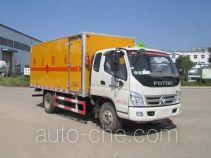 CHTC Chufeng HQG5090XQYB4 explosives transport truck