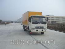 CHTC Chufeng HQG5110XQY4DF explosives transport truck