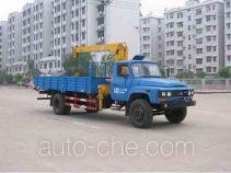 CHTC Chufeng HQG5120JSQDC3 truck mounted loader crane