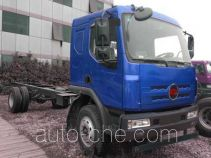 CHTC Chufeng HQG5127XLHGD4 driver training vehicle chassis