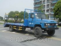 CHTC Chufeng HQG5131TPBFD3 flatbed truck