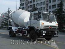 楚风牌HQG5143GJBGD4型混凝土搅拌运输车
