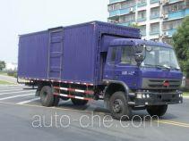 CHTC Chufeng HQG5150XXYGD3 box van truck