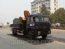 CHTC Chufeng HQG5153JSQGD3 truck mounted loader crane
