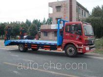 楚风牌HQG5160TPBB3型平板运输车