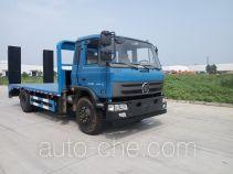 CHTC Chufeng HQG5160TPBGD5 flatbed truck