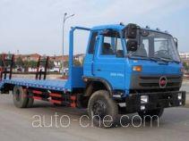 楚风牌HQG5161TPBGD4型平板运输车