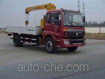 CHTC Chufeng HQG5163JSQB3 truck mounted loader crane