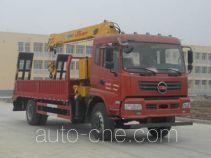 CHTC Chufeng HQG5168JSQGD4 truck mounted loader crane