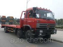 楚风牌HQG5211TPB型平板运输车