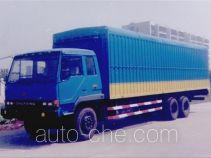 CHTC Chufeng HQG5240XXYGD box van truck