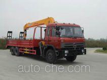 CHTC Chufeng HQG5250JSQGD4 truck mounted loader crane