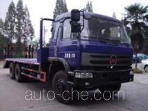 CHTC Chufeng HQG5250TPB flatbed truck