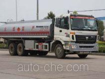 CHTC Chufeng HQG5251GHYB3 chemical liquid tank truck