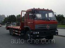 楚风牌HQG5251TPB型平板运输车
