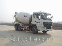 楚风牌HQG5252GJBGD3HT型混凝土搅拌运输车