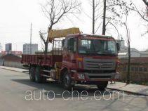 CHTC Chufeng HQG5253JSQ3 truck mounted loader crane