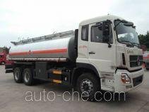 楚风牌HQG5257GYY4DF型运油车
