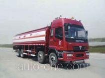 CHTC Chufeng HQG5310GHYB chemical liquid tank truck