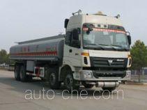CHTC Chufeng HQG5310GHYB3 chemical liquid tank truck