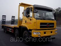 楚风牌HQG5310TPBGD5型平板运输车