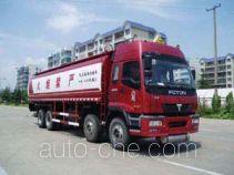 CHTC Chufeng HQG5311GHYB chemical liquid tank truck