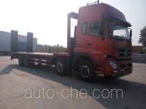 楚风牌HQG5311TPBGD5型平板运输车