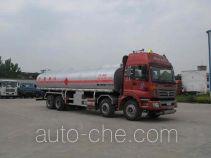 CHTC Chufeng HQG5312GHYBJ3 chemical liquid tank truck