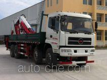 CHTC Chufeng HQG5312JSQGD4 truck mounted loader crane