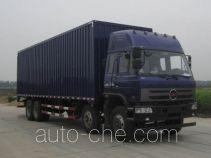 CHTC Chufeng HQG5313XXYGD4 box van truck