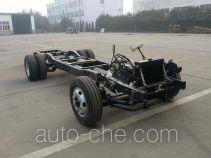 楚风牌HQG6560EV2型纯电动客车底盘